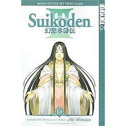 Suikoden III, 11 (Paperback)