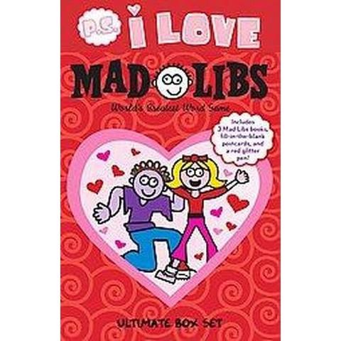 P.s. I Love Mad Libs (Mixed media product)