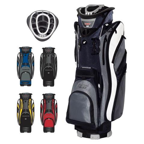 Cadie Crossover Golf Cart Bag - E-300 (Yellow)