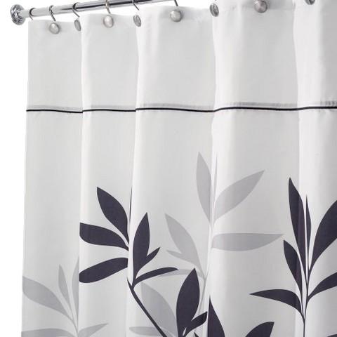 InterDesign Leaves Shower Curtain
