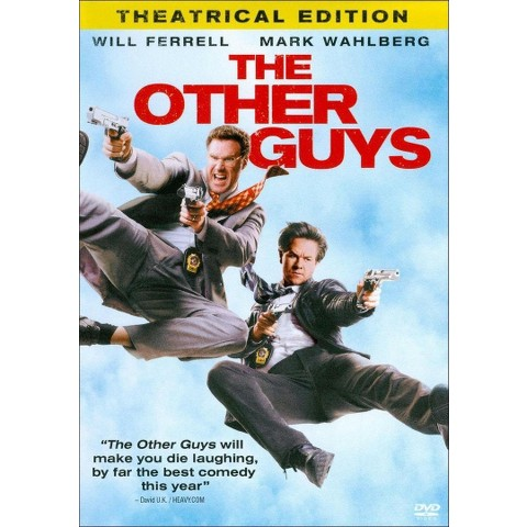 The Other Guys (Rated) (Widescreen)