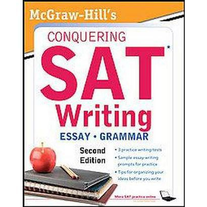 Mcgraw-hill's Conquering Sat Writing (Paperback)