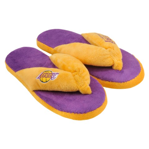 Womens NBA Flip Flop Slippers