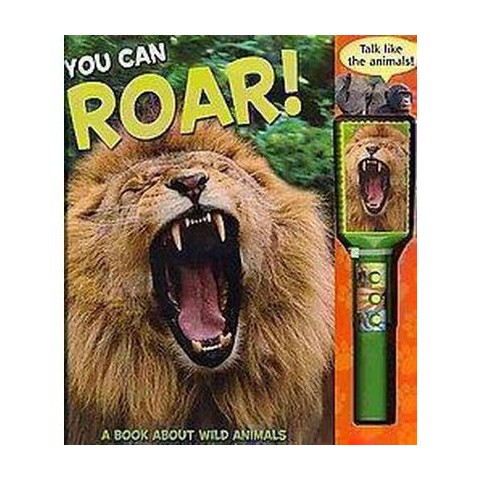 You Can Roar! (Mixed media product)