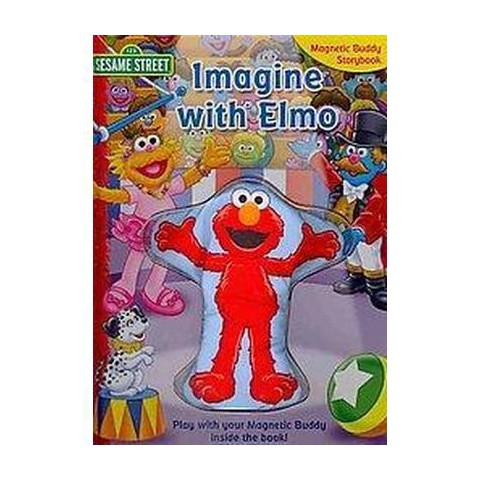 Imagine With Elmo (Mixed media product)