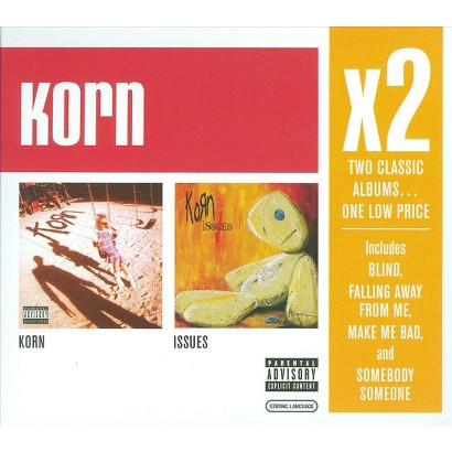 Korn/Issues [Explicit Lyrics]