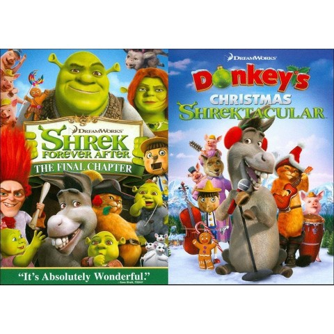 Shrek Forever After/Donkey's Christmas Shrektacular (2 Discs) (Widescreen)