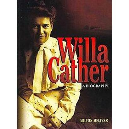 Willa Cather (Hardcover)