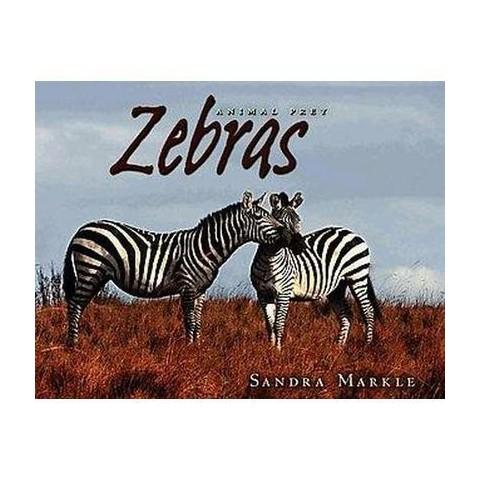 Zebras (Hardcover)