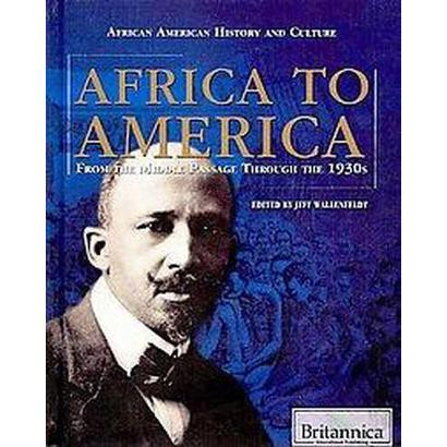 African American History and Culture (Hardcover)