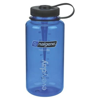 Nalgene 32-oz. Wide Mouth Bottle-Slate Blue