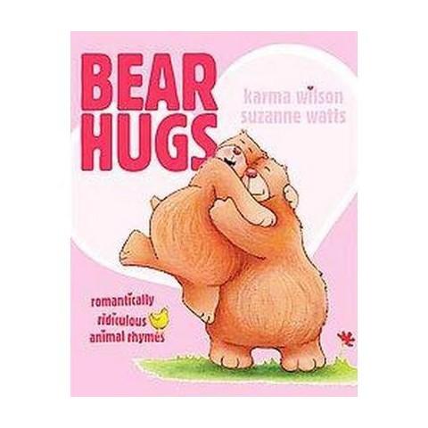 Bear Hugs (Reprint) (Hardcover)