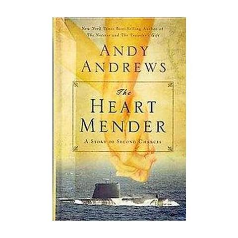 The Heart Mender (Large Print) (Hardcover)