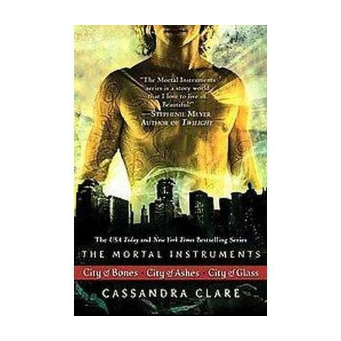 The Mortal Instruments Box Set (Paperback)