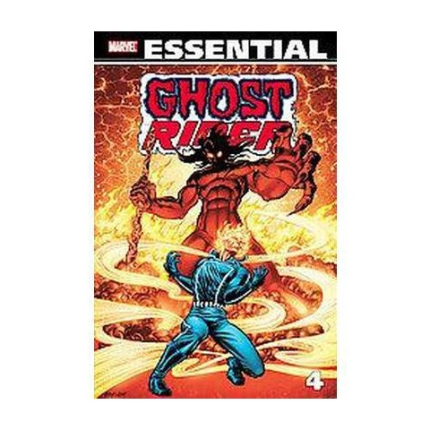 Essential Ghost Rider - 4 (Paperback)