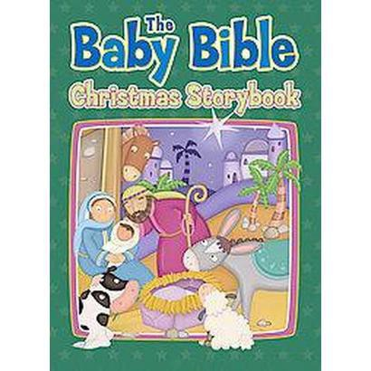 Baby Bible Christmas Storybook (Board)