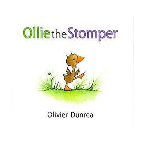 Ollie the Stomper (Hardcover)