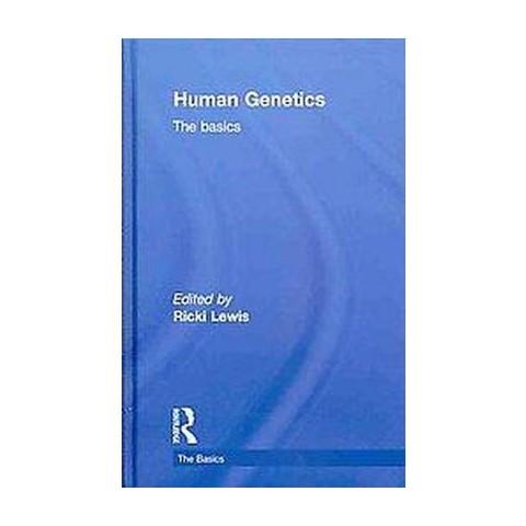 Human Genetics (Hardcover)