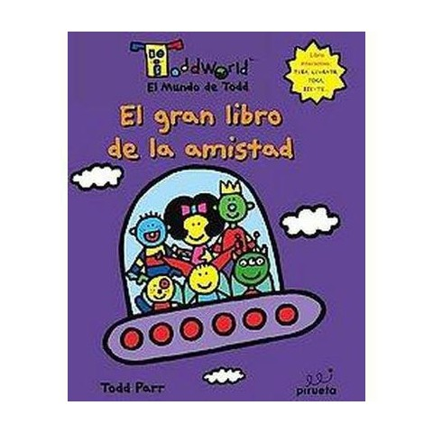 El gran libro de la amistad / Giant Book of Friendship Fun! (Translation) (Hardcover)
