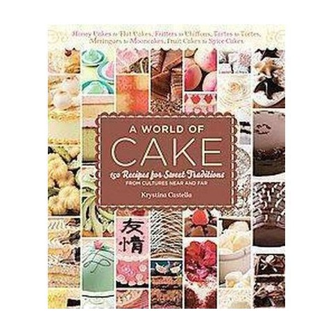 A World of Cake (Paperback)