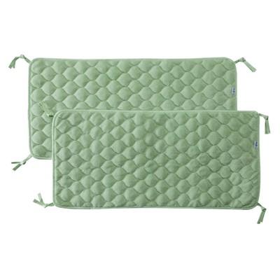 Nojo Crown Craft Sheet Savers Set of 2 - Sage