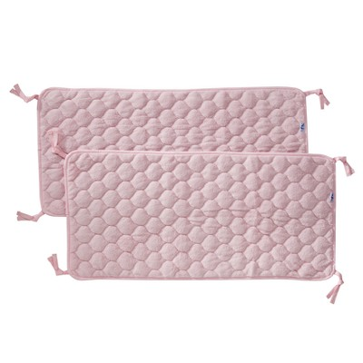 Nojo Crown Craft Sheet Savers Set of 2 - Pink