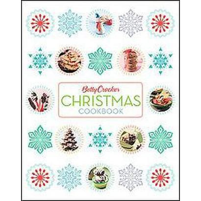 Betty Crocker Christmas Cookbook (Reprint) (Paperback)