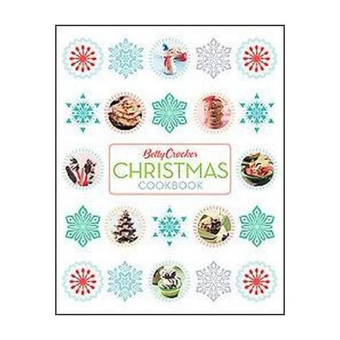 Betty Crocker Christmas Cookbook (Reprint) (Paperback)