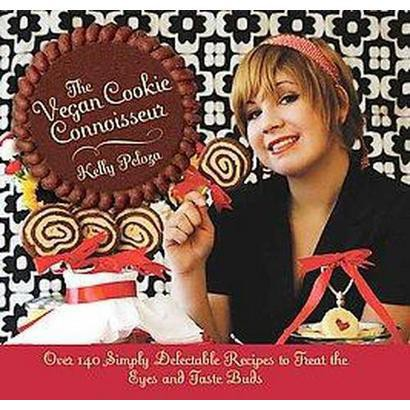 The Vegan Cookie Connoisseur (Hardcover)