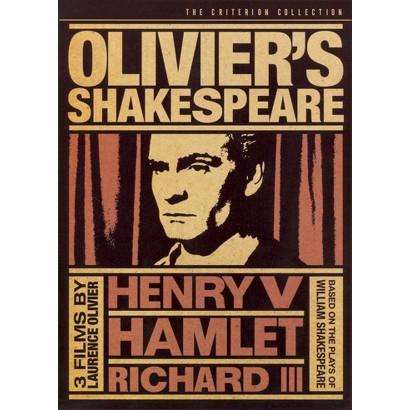Olivier's Shakespeare (4 Discs) (Criterion Collection) (R) (Widescreen) (The Criterion Collection)