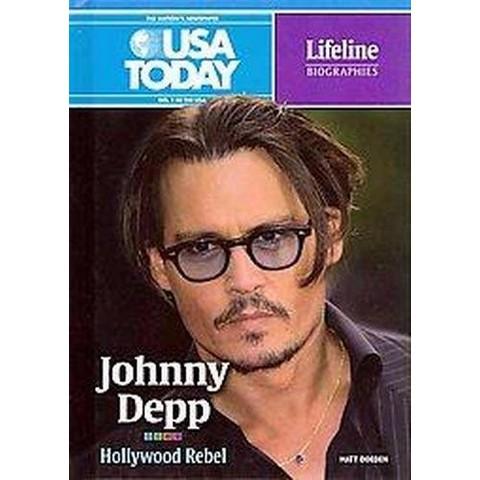 Johnny Depp (Hardcover)