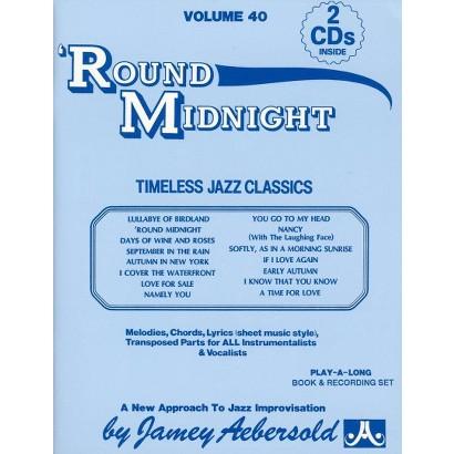 'Round Midnight (Jamey Aebersold)