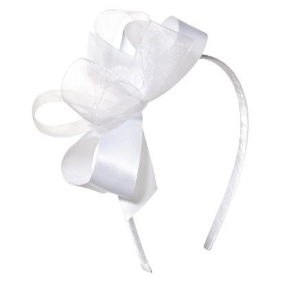 Cherokee® Toddler Girls' Ages 3+ Headband - White