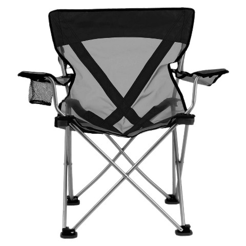"Insect Shield Black Portable Chair 32""x33""x23"""