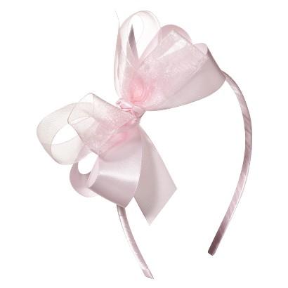 Cherokee® Toddler Girls' Ages 3+ Headband - Pink