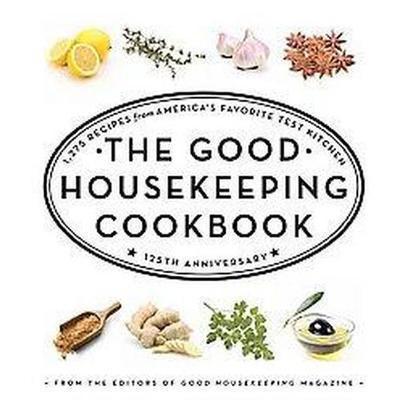 The Good Housekeeping Cookbook (Anniversary) (Hardcover)
