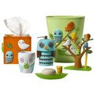 Give a Hoot Bath Coordinates Collection