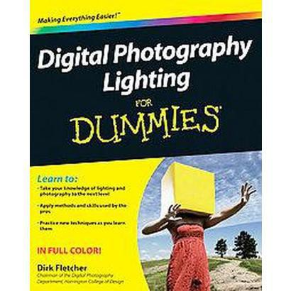 Digital Photography Lighting for Dummies (Paperback)