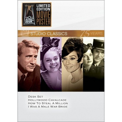 Studio Classics: Set 14 (Fox 75th Anniversary) (4 Discs)