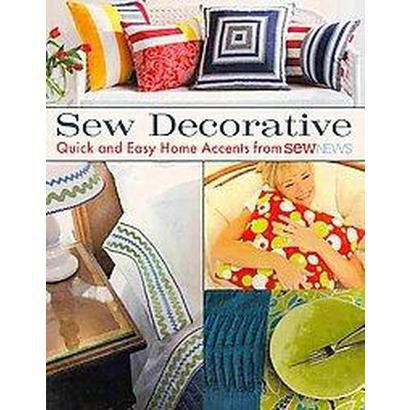Sew Decorative (Paperback)
