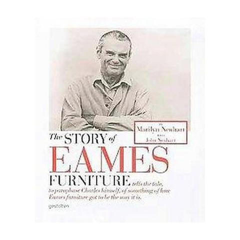 The Story of Eames Furniture (Hardcover)