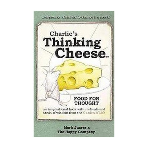 Charlie's Thinking Cheese (Mixed media product)