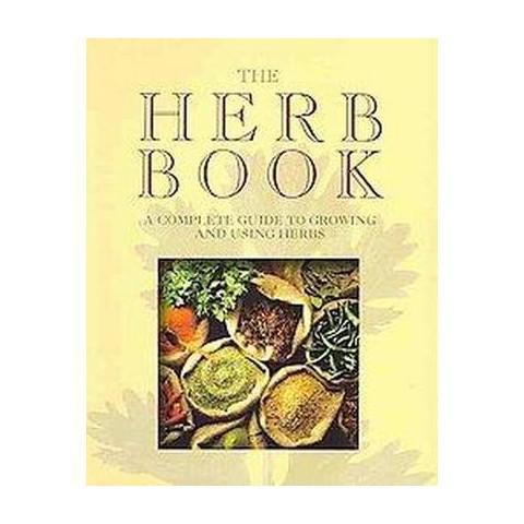 Herb Book (Paperback)