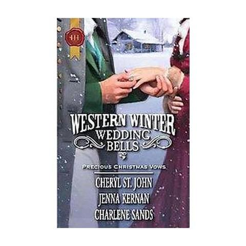 Western Winter Wedding Bells (Paperback)