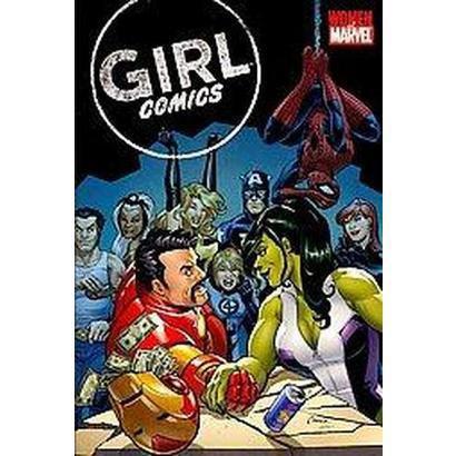 Girl Comics (Hardcover)