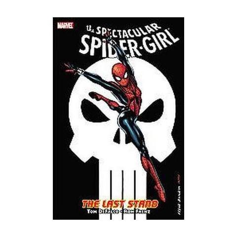 Spectacular Spider-girl (Paperback)