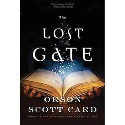 The Lost Gate (Reprint) (Hardcover)