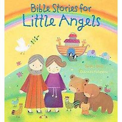 Bible Stories for Little Angels (Hardcover)