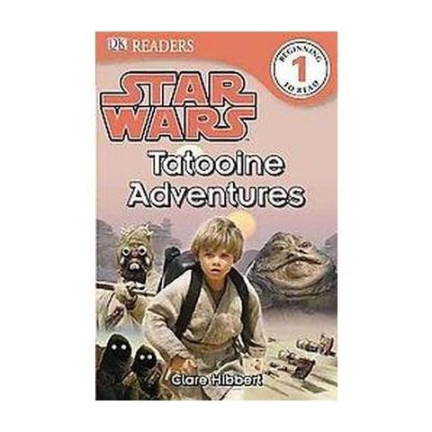 Tatooine Adventures (Hardcover)