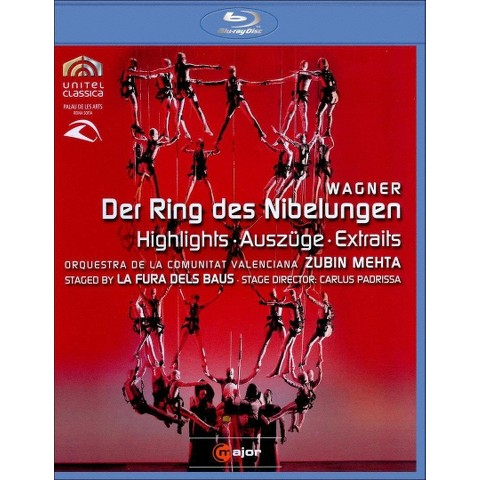 Der Ring des Nibelungen: Highlights [Blu-ray]